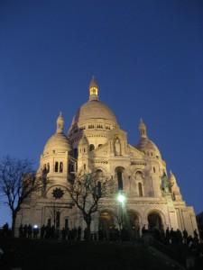 Linas Reiseagentur Reisebüro Papenburg Paris Sacre Coer